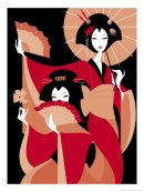 dynamic-graphics-two-japanese-geisha