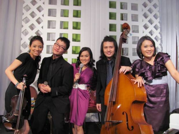 wedding entertainment jakarta at Four Season Hotel July 3 2010 by Expert
