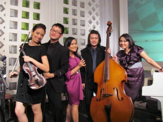 Ririn - Joshua Adit - Isma - Joshua Stefanus - Coco - wedding entertainment jakarta Expert  July 3 2010